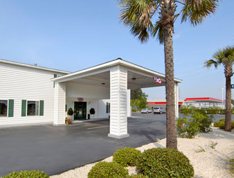 Days Inn - Hampton South Carolina