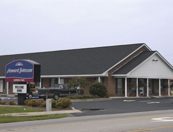 Howard Johnson Express Inn Santee SC